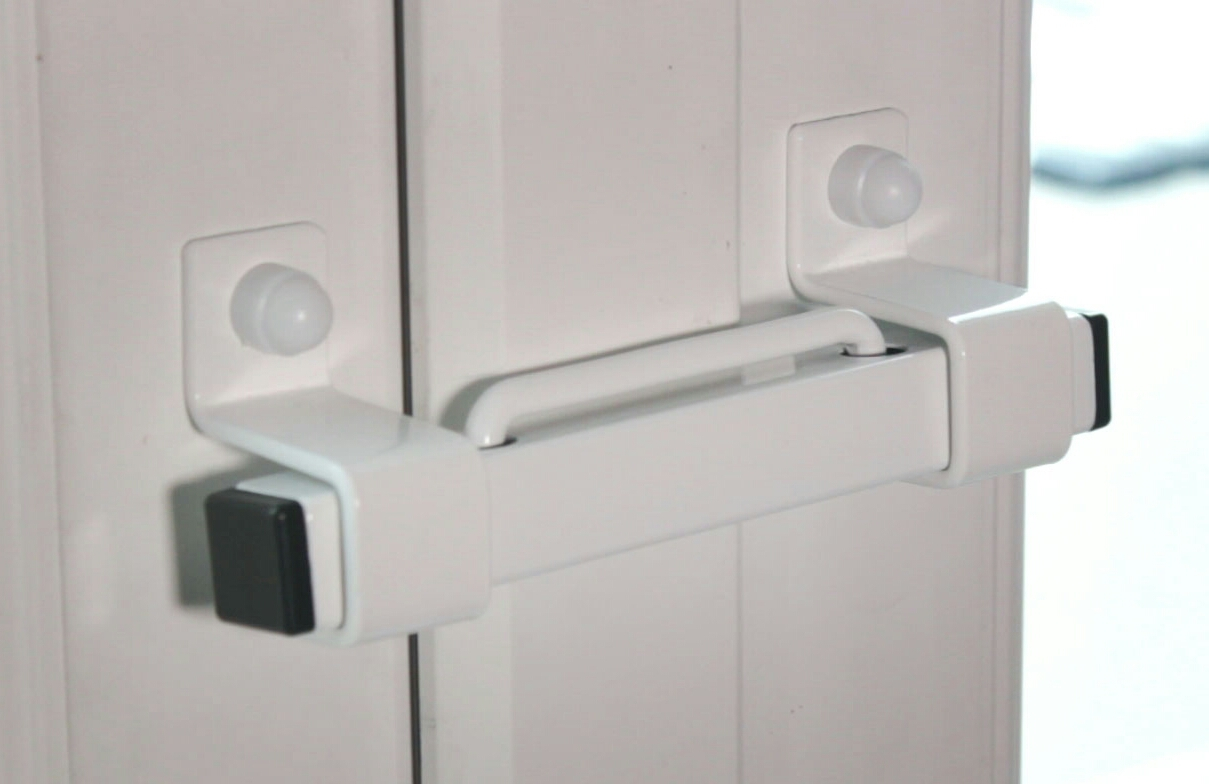 Securing French Doors | Zentry Forced-Entry Solutions | UK