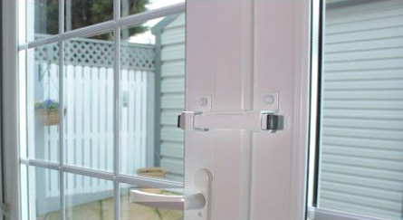 Securing French Doors   Zentry Forced-Entry Solutions   UK